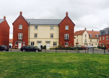 Thumbnail 4 bed town house to rent in Gainsborough Road, Tewkesbury