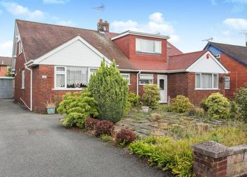 Thumbnail 3 bed bungalow for sale in Crabmill Drive, Elworth, Sandbach, Cheshire