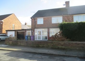 Thumbnail 3 bedroom property to rent in Greenlake Road, Allerton, Liverpool
