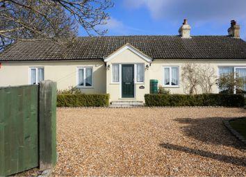 Thumbnail 4 bed detached bungalow for sale in Blacknest Road, Alton