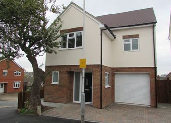 Thumbnail 4 bed detached house for sale in Taunton Avenue, Luton, Bedfordshire