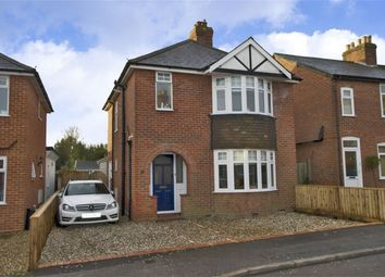 Thumbnail 3 bed detached house for sale in Ambleside Road, Lymington, Hampshire