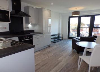 Thumbnail 1 bed flat to rent in High Street, Birmingham
