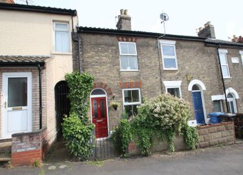 Thumbnail 2 bedroom terraced house for sale in Newmarket Street, Norwich