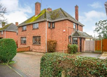 Thumbnail 3 bed semi-detached house for sale in Green Leys, St. Ives