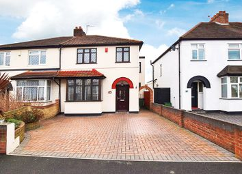 Thumbnail 4 bed semi-detached house for sale in Mount Road, Bexleyheath, Kent