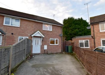 Thumbnail 2 bed property to rent in Colman Way, Redhill