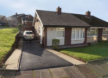 Thumbnail 2 bed semi-detached bungalow for sale in Langland Drive, Blurton, Stoke-On-Trent, Staffordshire