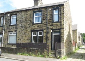 Thumbnail 3 bed end terrace house for sale in Woodside Crescent, Halifax