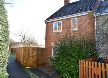 Thumbnail 3 bedroom end terrace house for sale in Abbey Gardens, Weston-Super-Mare