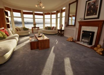 Thumbnail 3 bed flat for sale in 153 Alexandra Parade, Dunoon, Argyll