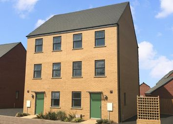 """Thumbnail 3 bed semi-detached house for sale in """"Cannington"""" at Burney Drive, Wavendon"""