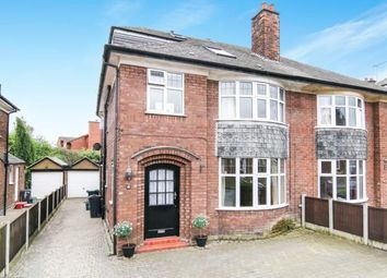 Thumbnail 4 bed semi-detached house for sale in Melrose Avenue, Vicars Cross, Chester, Cheshire