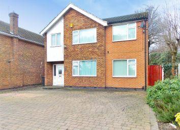 Thumbnail 4 bed detached house for sale in Stapleford Lane, Beeston, Nottingham