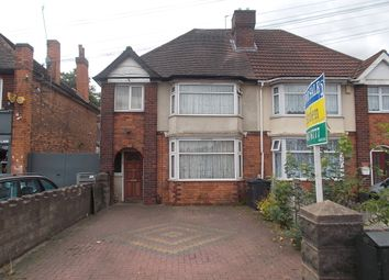 Thumbnail 3 bed semi-detached house for sale in Stechford Lane, Hodge Hill