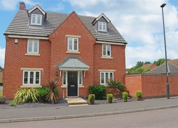 Thumbnail 5 bed detached house for sale in Montague Way, Chellaston, Derby