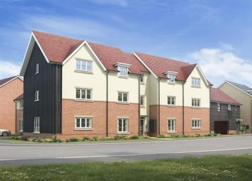 Thumbnail 1 bed flat for sale in The Spires, St. Ives, Cambridgeshire