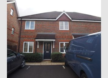 Thumbnail 2 bed terraced house for sale in Applications Closed, Locksley Gardens, Winnersh Wokingham, Berkshire