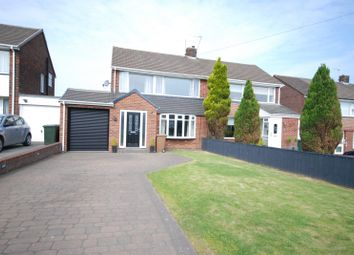 3 bed semi-detached house for sale in Rayleigh Drive, Wideopen, Newcastle Upon Tyne NE13