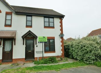 Thumbnail 3 bed end terrace house for sale in Smithy Drive, Kingsnorth, Ashford, Kent