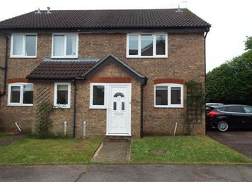 Thumbnail 2 bedroom property to rent in Lambourne Close, Bury St. Edmunds