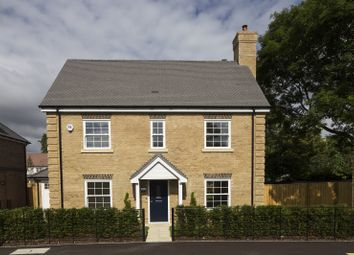 Thumbnail 4 bed detached house for sale in The Street, Mortimer, Reading