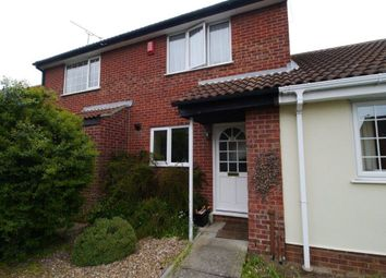 Thumbnail 2 bed terraced house to rent in Acorn Way, Wigston Meadows, Leicester