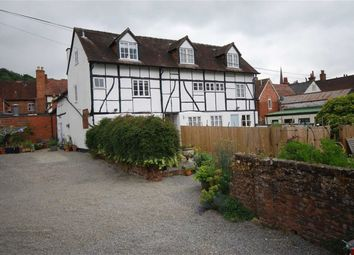 Thumbnail 4 bed town house for sale in The Homend, Ledbury, Herefordshire