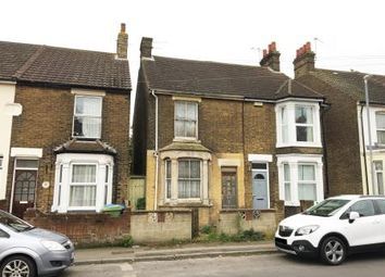 Thumbnail 3 bed semi-detached house for sale in 97 Tonge Road, Sittingbourne, Kent