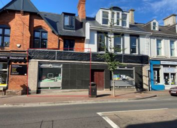 Retail premises to let in Torquay TQ1