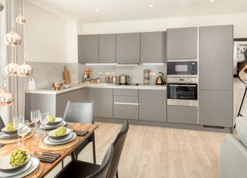 Thumbnail 2 bed flat for sale in Taylor House, Upton Gardens, Upton Park, London