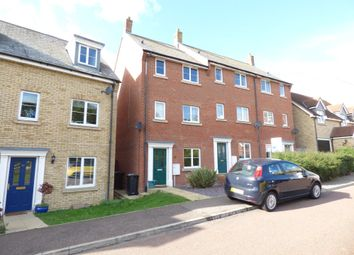 Thumbnail 4 bed town house for sale in Bradford Drive, Colchester