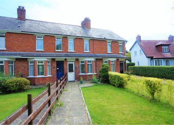 Thumbnail 2 bed terraced house for sale in Mill Road, Ballyclare