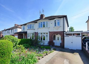 3 bed semi-detached house for sale in Springfield Road, Millhouses, Sheffield S7