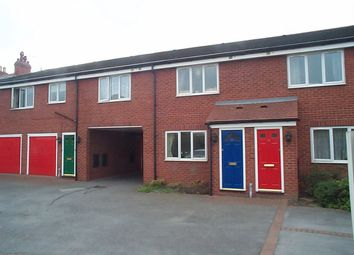 Thumbnail 1 bed town house to rent in Cestrian Street, Connah's Quay, Deeside