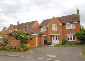 Thumbnail 4 bed property for sale in Richmond Drive, Grantham