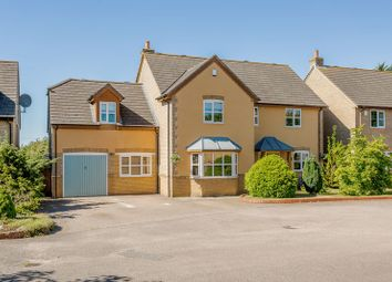 Thumbnail 4 bed detached house for sale in Main Street, Thistleton, Oakham