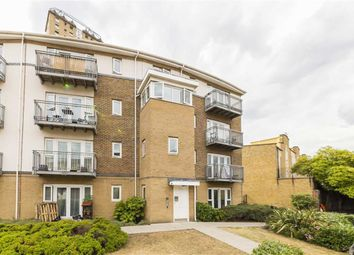 Thumbnail 2 bed flat for sale in Morton Close, London