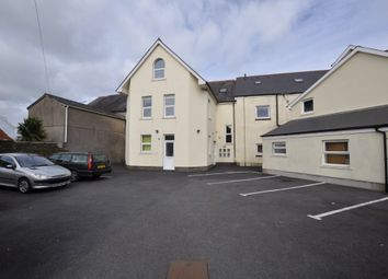 Thumbnail 1 bed flat to rent in Llangan Road, Whitland