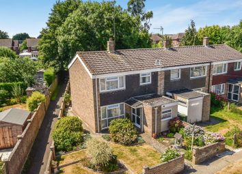 3 bed semi-detached house for sale in Millfield Close, Marsh Gibbon, Bicester OX27
