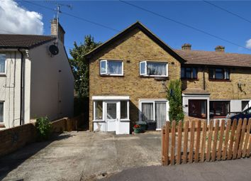 Thumbnail 3 bed end terrace house for sale in Kirby Road, Dartford, Kent