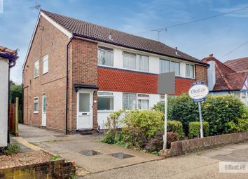 Thumbnail 2 bed flat for sale in Charterhouse Avenue, Wembley, Middlesex
