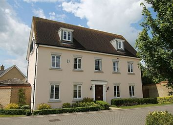 Thumbnail 6 bedroom detached house for sale in Wether Road, Great Cambourne, Cambourne, Cambridge