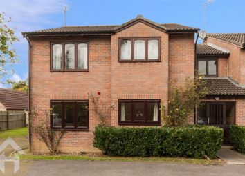 Thumbnail 1 bed flat for sale in Glenville Close, Royal Wootton Bassett, Swindon