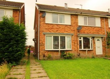 Thumbnail 2 bed terraced house for sale in Lawns Terrace, New Farnley, Leeds