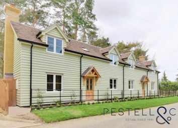 Thumbnail 3 bed semi-detached house for sale in Stebbing Road, Felsted, Dunmow