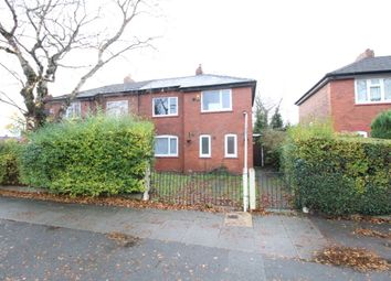 Thumbnail 2 bed semi-detached house to rent in Darley Avenue, Chorlton, Manchester