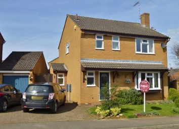 Thumbnail 4 bedroom detached house for sale in Lime Tree Avenue, Uppingham, Oakham
