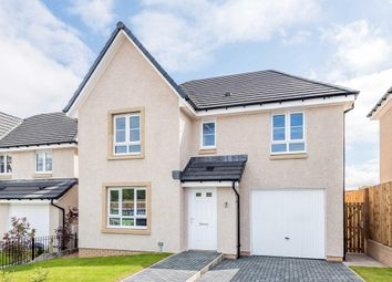 "Thumbnail 4 bed detached house for sale in ""Dunbar"" at Limeylands Road, Ormiston, Tranent"