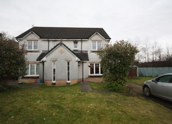 Thumbnail 3 bedroom semi-detached house to rent in Blackthorn Grove, Menstrie, Clackmannanshire